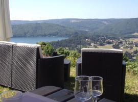 les terrasses du lac, Varenne (рядом с городом Lachapelle-Graillouse)
