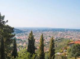 Casa Rosa in collina, Pietrasanta (Strettoia yakınında)