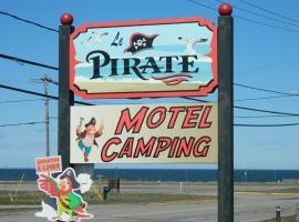 Motel & Camping Le Pirate, Cap-Chat