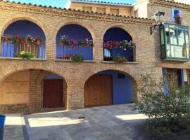 Casa rural Villahermosa, Torellas