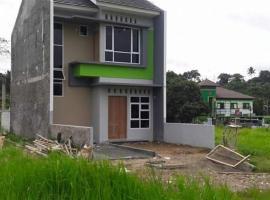 Iconia Home Sukabumi, Nyangkowek (рядом с городом Jambatan)