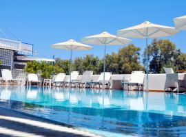 Memories Beach Hotel, Monolithos