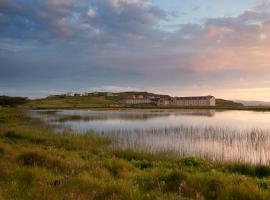 Rosapenna Hotel & Golf Resort, Downings (рядом с городом Drum Irish)
