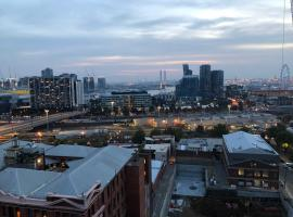 Stunning City View 2BRs Apartment