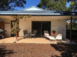 Stunningly located self contained Cottage in Tweed Valley northern NSW, Zara (Tyalgum yakınında)