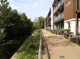 The Stour Apartment, Кентербери (рядом с городом Thannington)