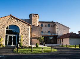 Gite La Bergerie Castel d'Alzac, Vabres-l'Abbaye (рядом с городом Лаура)