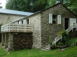 Holiday home La Borio, Le Bez (рядом с городом Ferrières)