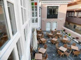 Hotel Rey Silo, Pravia
