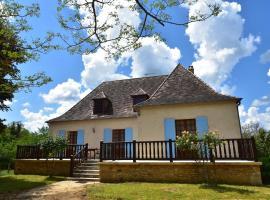 Maison De Vacances - Villefranche-Du-Perigord 4, Villefranche-du-Périgord (рядом с городом Marou)