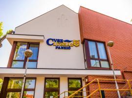 CVSE Clubház és Panzió