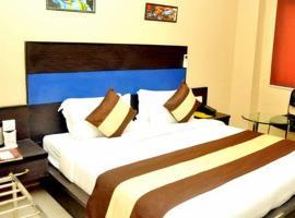 Hotel Imperial Blue, Харидвар (рядом с городом Bahādrābād)