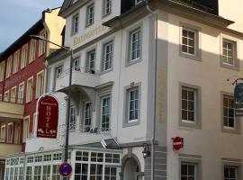 Rheinhotel St. Goar, Sankt Goar