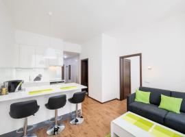 Letna luxury apartment