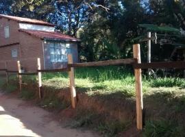 Refugio da Montanha - Hospedaria e Camping, Passa Quatro (Itanhandu yakınında)