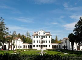 Villa Contarini Nenzi Hotel & SPA, Dosson (Preganziol yakınında)