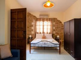 Kates Apartment - Near Rethymno Beach, Ретимно (рядом с городом Perivólia)