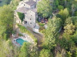 Agriturismo Biologico Castello Della Pieve, Mercatello sul Metauro
