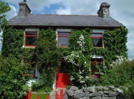Fuchsia Cottage, Ballinrobe (рядом с городом Ballintober)