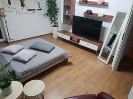 Gemütliches Zimmer mit eigenem Bad/WC/Küche