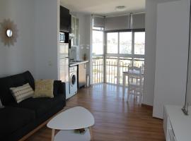 Apartamento en primera línea de playa, Arroyo de la Miel