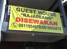 Raja Deang Guest House, Laguboti