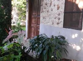 Hotel y Rest. Casa Vieja, Satexá (рядом с городом San Jerónimo)