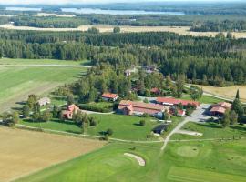 Lepaan Kesähostelli, Lepaa (рядом с городом Tyrväntö)