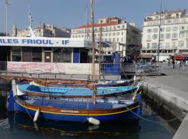 Le Pytheas Vieux Port Marseille
