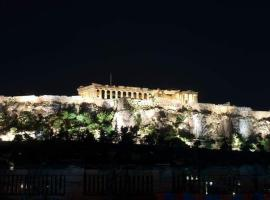 Acropolis amazing view
