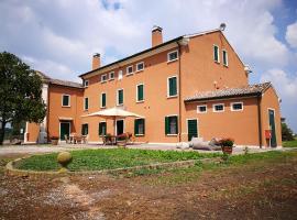 Agriturismo Tenuta Goro Veneto, Ariano nel Polesine (Santa Giulia yakınında)