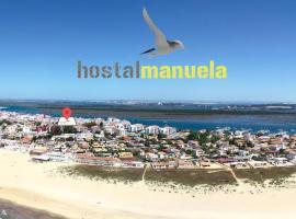 Hostal Manuela, Пунта-Умбрия (рядом с городом Ла-Рабида)