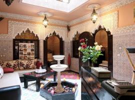 Riad HAYAT, Marrakesh