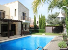 Villa with Private Pool, Big Garden, Taşkent (Zygi yakınında)