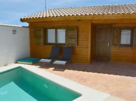 Casa Rural La Dehesilla de Toledo, Cobisa (рядом с городом Лайос)