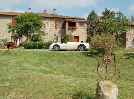 Villa S. Ansanino, Civitella Marittima (Santo yakınında)