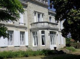 Villa Madeleine, Виландро (рядом с городом Villemegea)