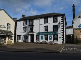 Kings Arms - Kirkby Stephens, Kirkby Stephen (рядом с городом Winton)