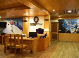 Sky One Ski Resort by One Hotels, Манали (рядом с городом Kothi)