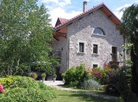 Escapade Champêtre, Hauteville-sur-Fier (рядом с городом Vallières)