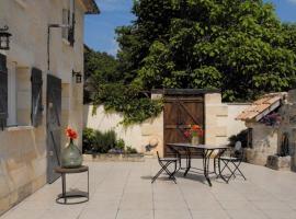Les chambres d'Ausilia, Sablons (рядом с городом Saint-Denis-de-Pile)
