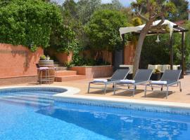 Villa Placer del Sur, Sitges (Jafra yakınında)