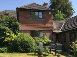 5 bed Family house in Linton, Cambridge, Linton (рядом с городом Хинкстон)
