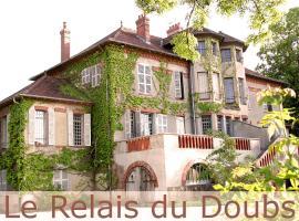 Le Relais du Doubs en Bourgogne, Ciel (рядом с городом Toutenant)