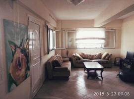 Silia's Apartment with private beach, Превеза (рядом с городом Vonitsa)