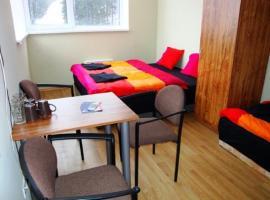 Hotel na sjezdovce, Liberec