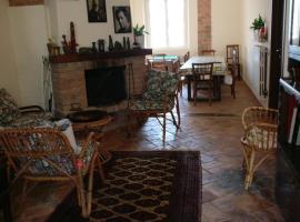 Antica casa a Nazzano, Nazzano (Rocca Susella yakınında)