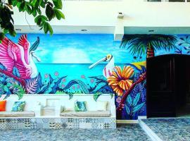 Hotel Tuparenda, Bacalar