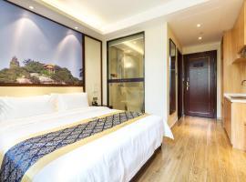 Huizhou Sweetome Vacation Apartment Luofu Mountain, Changning (Lanmen yakınında)