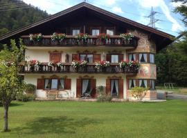 Obernacher Hof, Walchensee